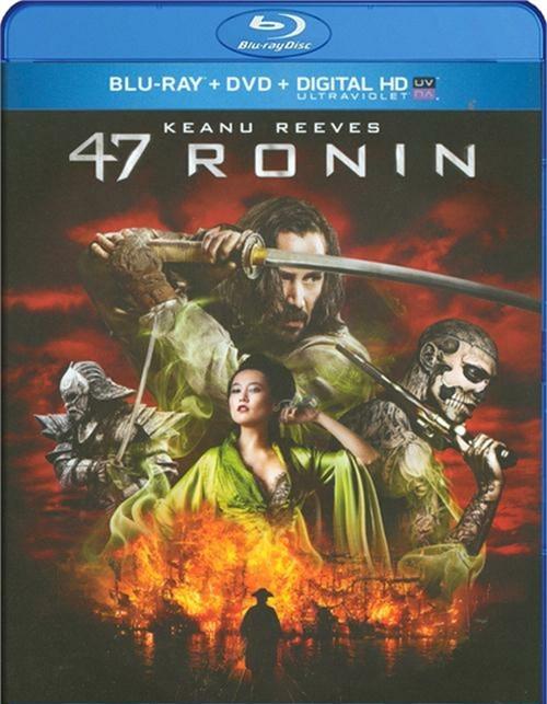 47 Ronin (Blu-ray + DVD + UltraViolet)