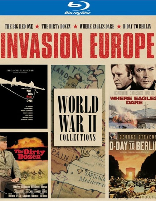 Invasion Europe: 70th Anniversay War Collection