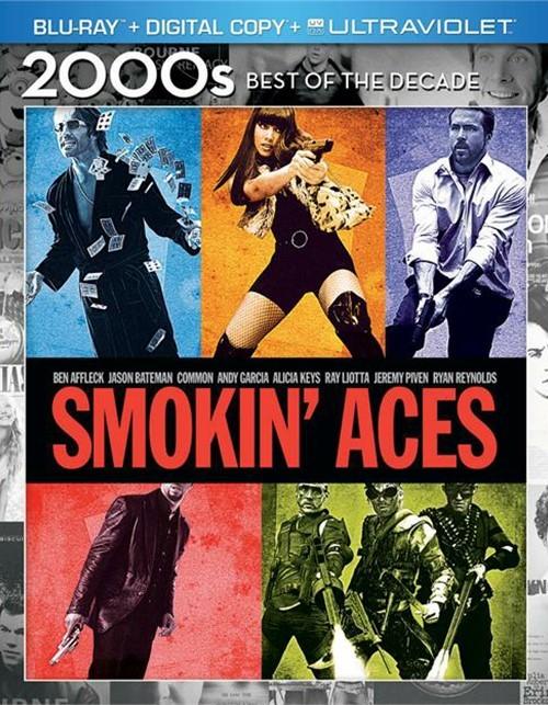 Smokin Aces (Blu-ray + UltraViolet)