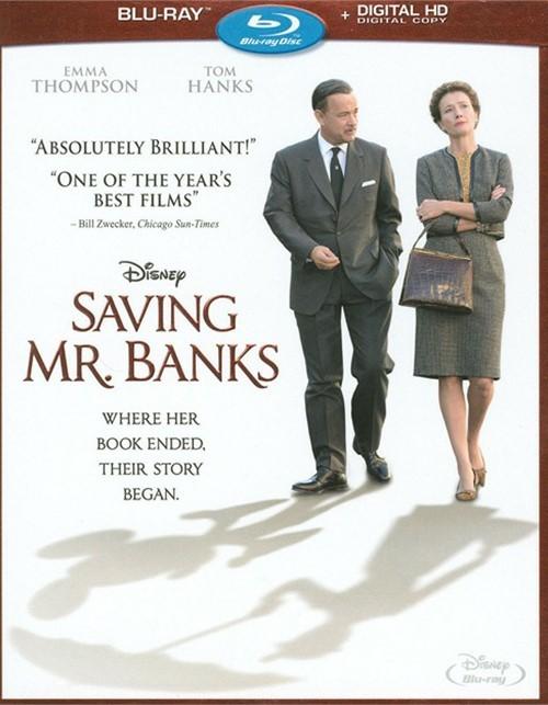 Saving Mr. Banks (Blu-ray + Digital HD)