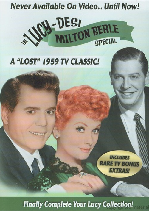 Lucy-Desi Milton Berle Special, The
