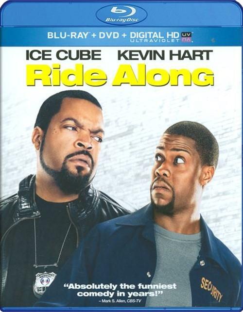 Ride Along (Blu-ray + DVD + UltraViolet)