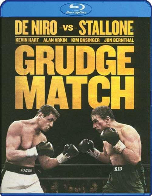 Grudge Match (Blu-ray + DVD + UltraViolet)