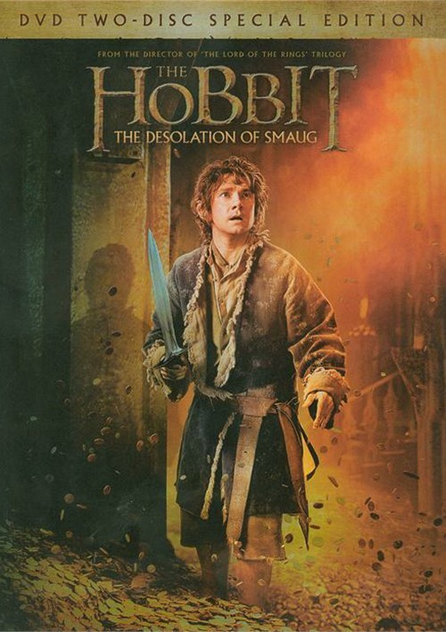 Hobbit, The: The Desolation Of Smaug - Special Edition (DVD + UltraViolet)