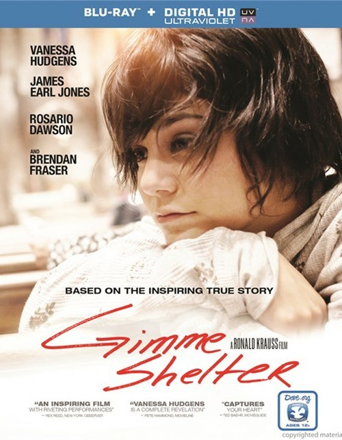 Gimme Shelter (Blu-ray + UltraViolet)