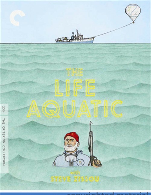 Life Aquatic With Steve Zissou, The: The Criterion Collection