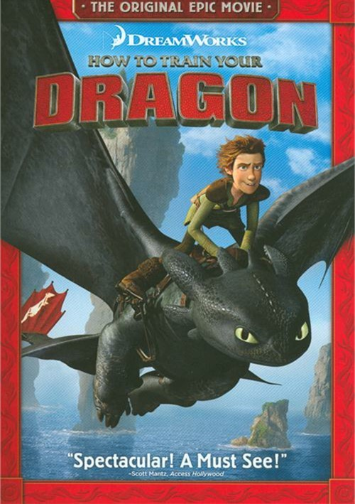 How To Train Your Dragon (Repackage)
