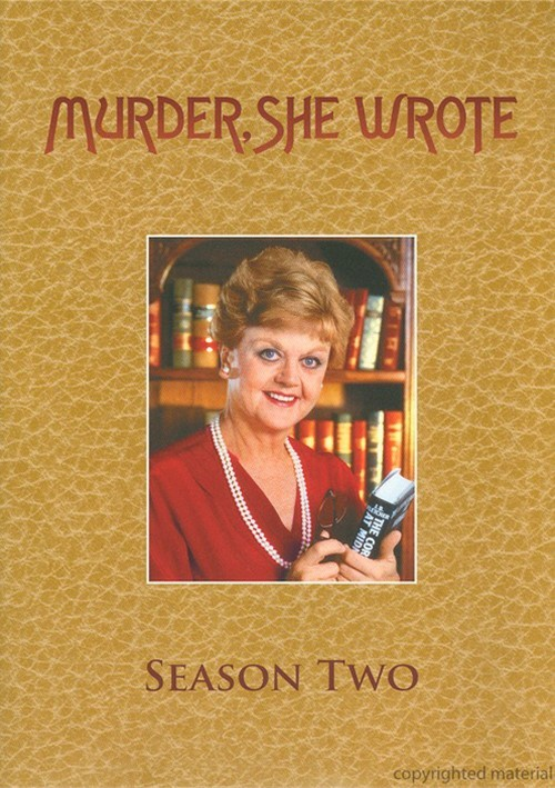 Murder, She Wrote: The Complete Second Season (Repackage)