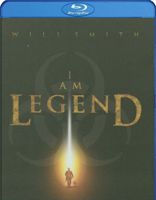 I Am Legend (Steelbook)