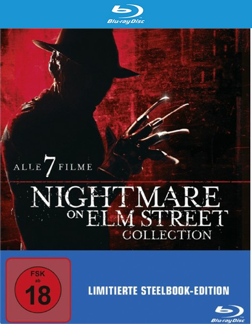 Nightmare On Elm Street, A (Steelbook)