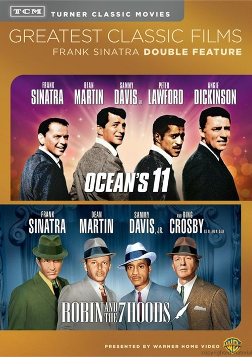 TCM Greatest Classic Films: Oceans 11 / Robin And The Seven Hoods (Double Feature)
