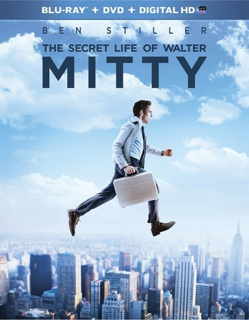 Secret Life Of Walter Mitty, The (Blu-ray + DVD + UltraViolet)