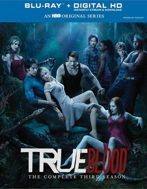 True Blood: The Complete Third Season - Repackage (Blu-ray + DVD + Digital Copy)