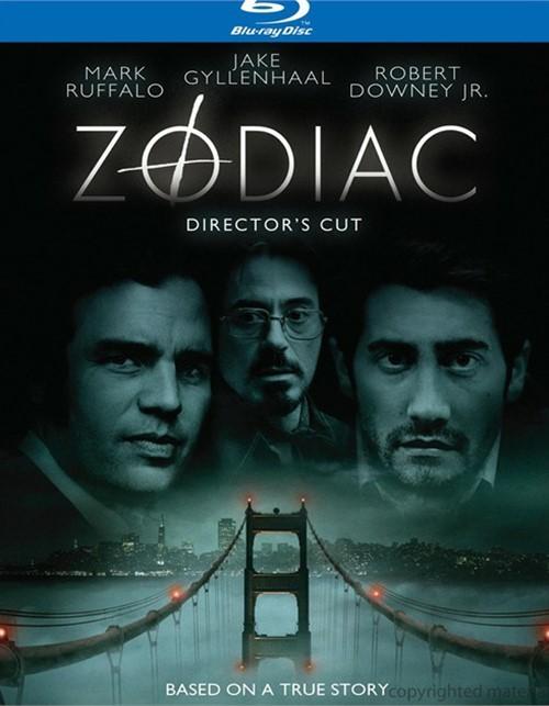Zodiac: Directors Cut (Steelbook)