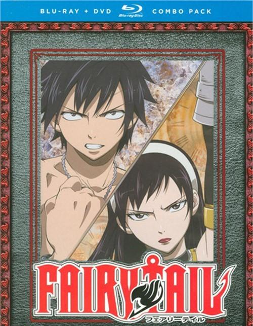 Fairy Tail: Part Ten (Blu-ray + DVD Combo)