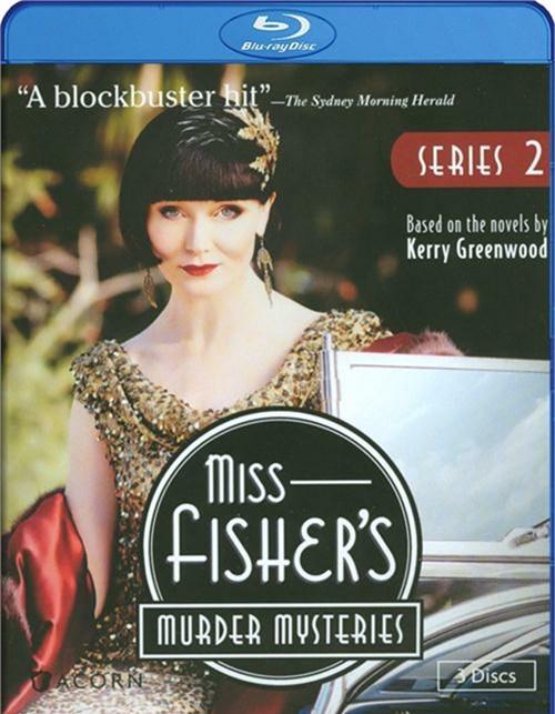 Miss Fishers Murder Mysteries: Series 2