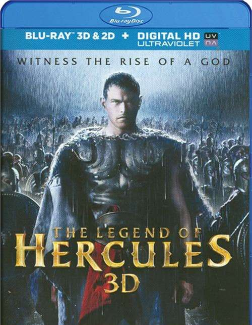 Legend Of Hercules, The (Blu-ray + UltraViolet)