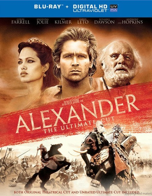 Alexander: Ultimate Cut - 10th Anniversary Collectors Edition (Blu-ray + UltraViolet)