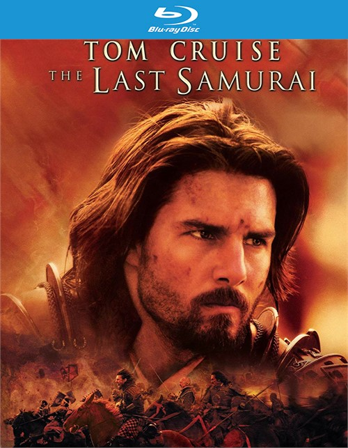 Last Samurai, The (Blu-ray + DVD + Ultraviolet)