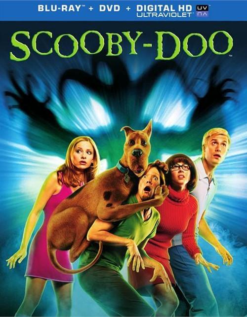 Scooby-Doo (Blu-ray + DVD + UltraViolet)