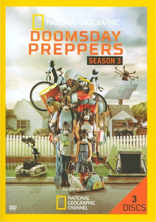 National Geographic: Doomsday Preppers - Season Three