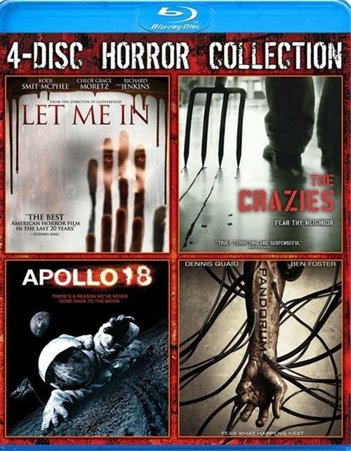 Theatrical Horror (4-Pack)