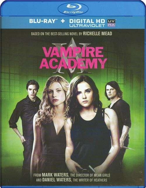Vampire Academy (Blu-ray + DVD + UltraViolet)