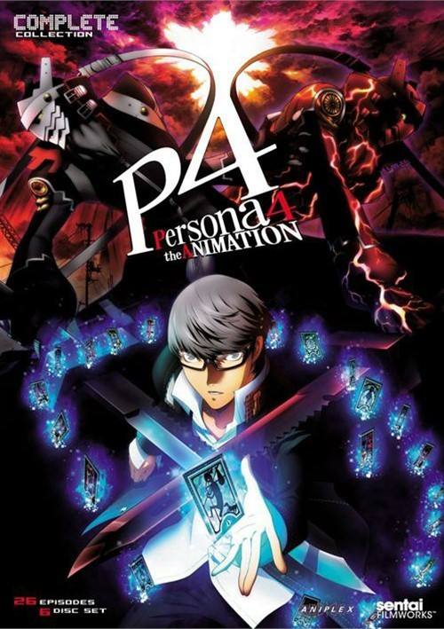 Persona 4: The Complete Collection