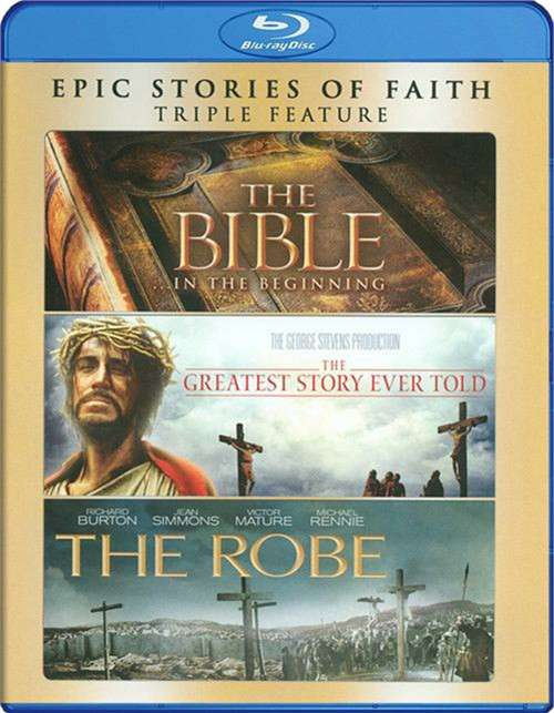 Epic Stories Of Faith (Triple Feature)