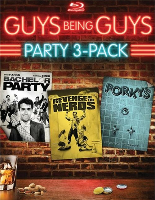 Guys Being Guys Party 3-Pack