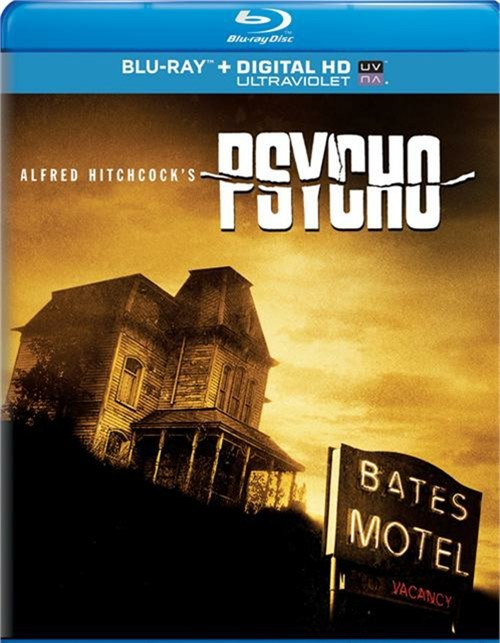 Psycho (Blu-ray + Digital Copy + UltraViolet)