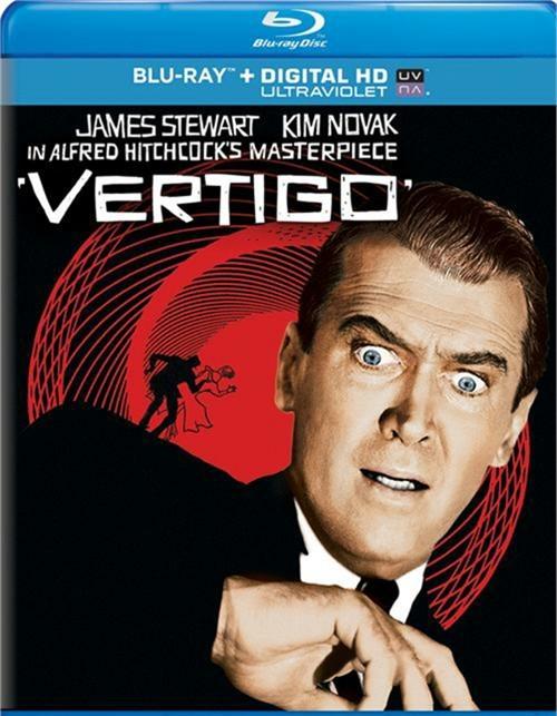 Vertigo (Blu-ray + Digital Copy + UltraViolet)