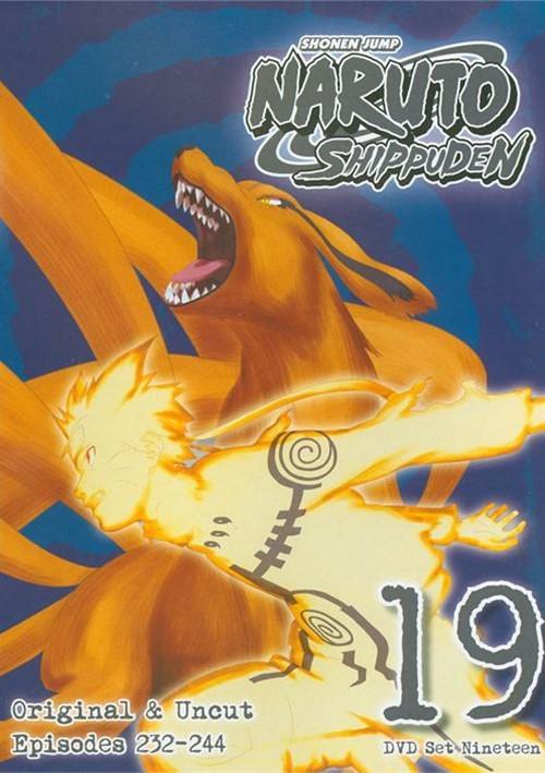Naruto Shippuden: Volume 19
