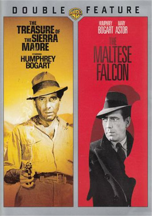 Treasure Of The Sierra Madre, The  / Maltese Falcon (Double Feature)