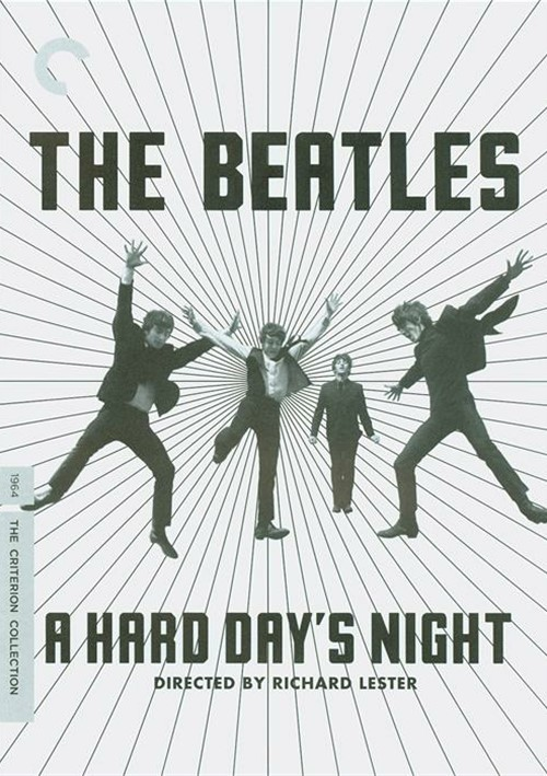 Hard Days Night, A: The Criterion Collection