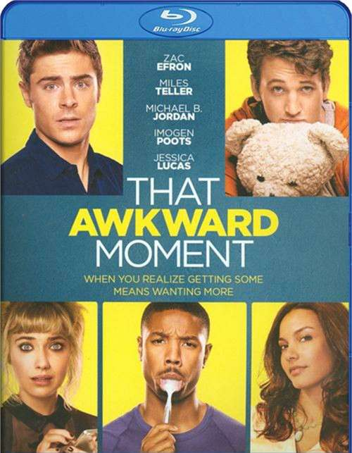 That Awkward Moment (Blu-ray + UltraViolet)
