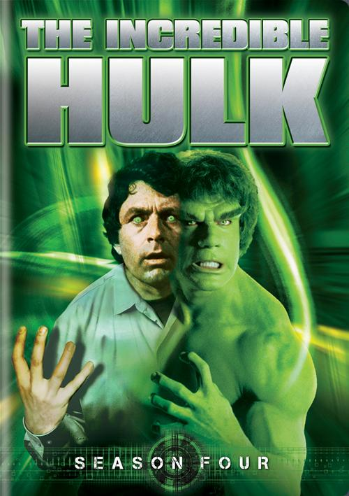 Incredible Hulk, The: The Complete Fourth Season (Repackage)