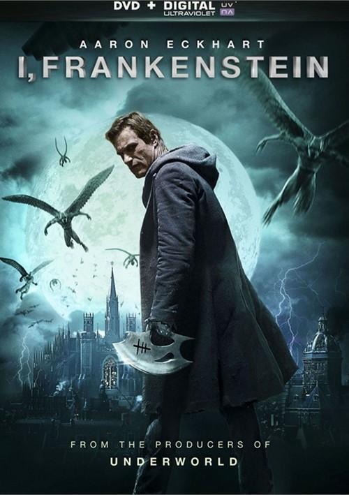 I, Frankenstein (DVD + UltraViolet)