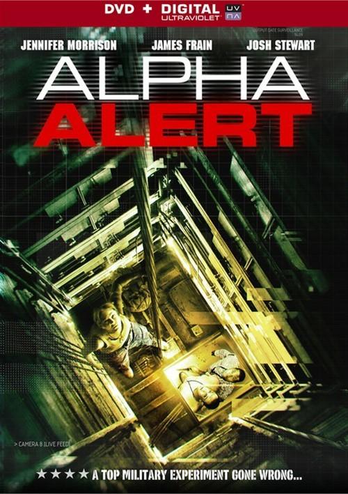 Alpha Alert (DVD + UltraViolet)