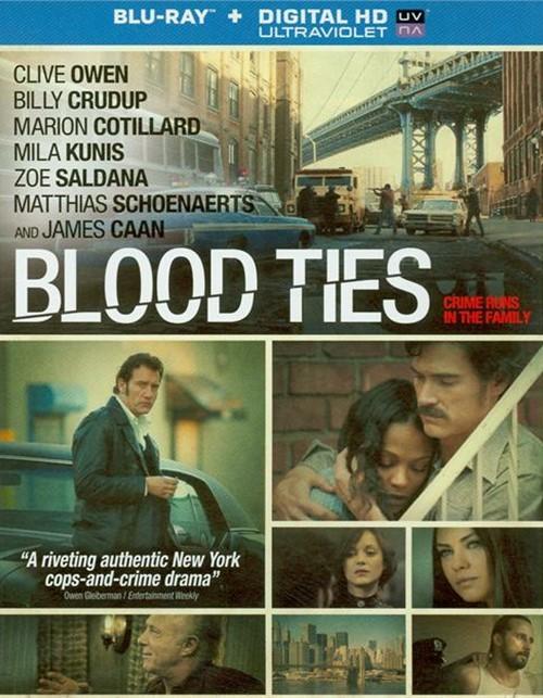 Blood Ties (Blu-ray + UltraViolet)