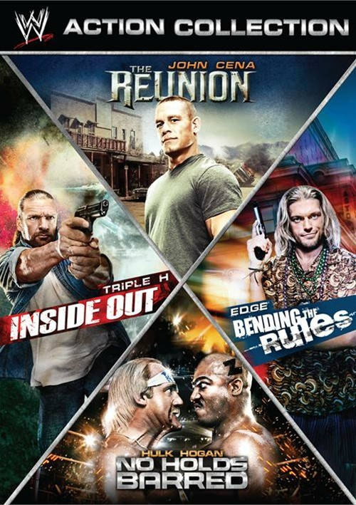 Inside Out / The Reunion / Bending The Rules / No Holds Barred (Multi-Feature)