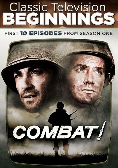 Classic TV Beginnings: Combat!