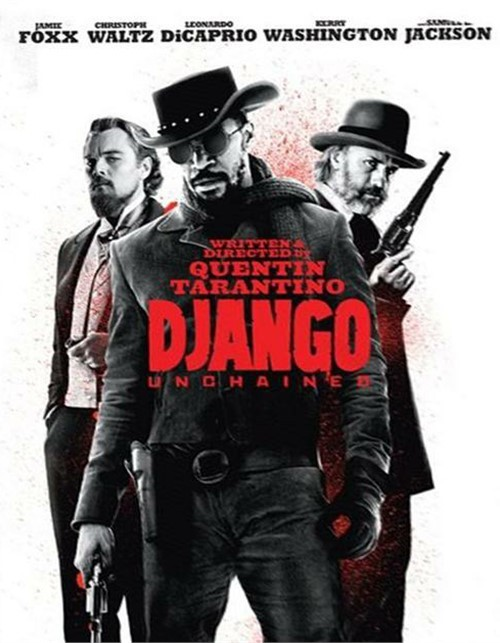 Django Unchained (Steelbook)