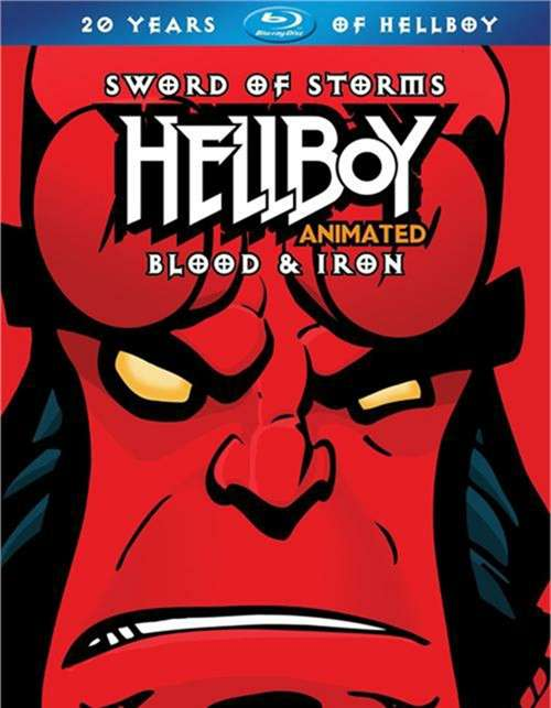 Hellboy 20th Anniversary Edition