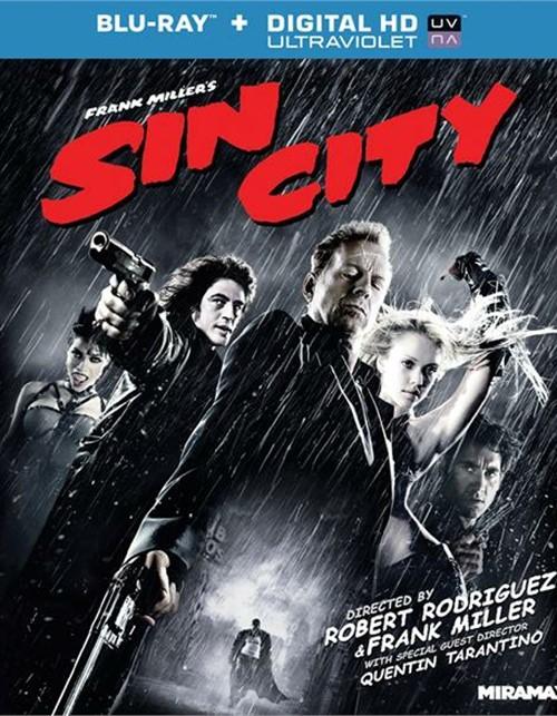 Sin City: Uncut (Blu-ray + Digital Copy + UltraViolet)