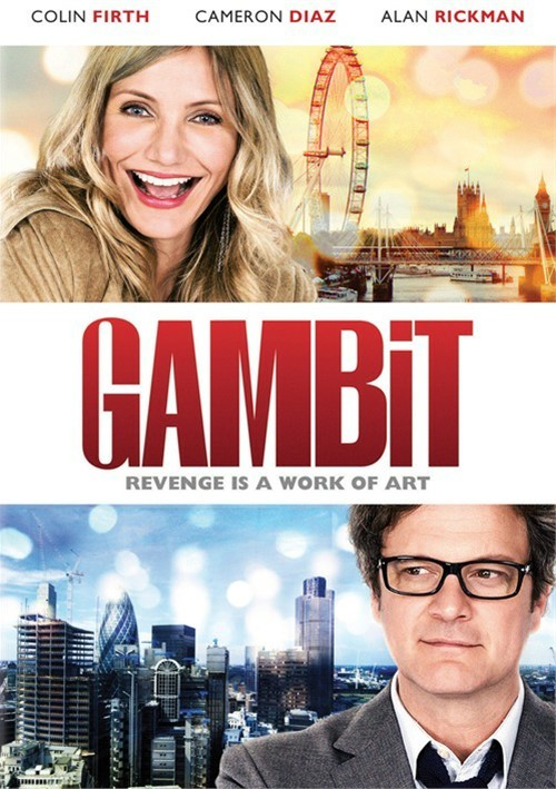Gambit (DVD + UltraViolet)