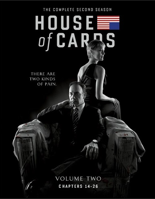 House Of Cards: The Complete Second Season (Blu-ray + UltraViolet)