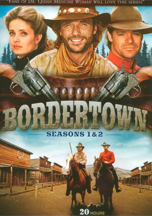 Bordertown: Seasons One And Two