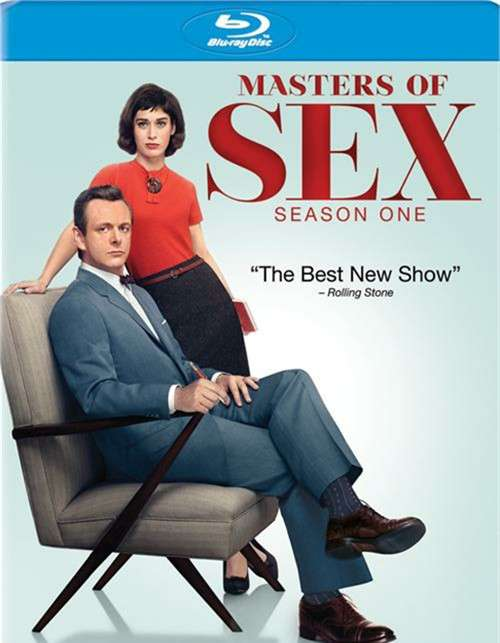 Masters Of Sex: The Complete First Season (Blu-ray + UltraViolet)