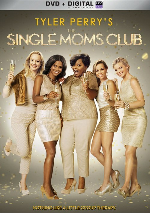 Tyler Perrys The Single Moms Club (DVD + UltraViolet)
